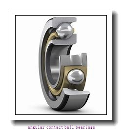 ISO 7052 ADT angular contact ball bearings