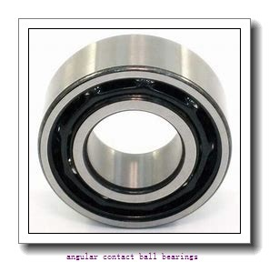 85 mm x 150 mm x 28 mm  FAG B7217-C-T-P4S angular contact ball bearings