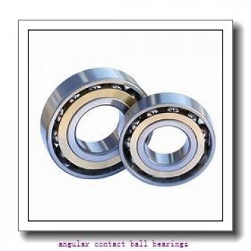 35 mm x 72 mm x 17 mm  SKF 7207BECBM angular contact ball bearings