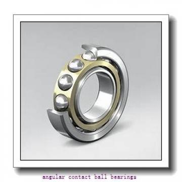 120 mm x 260 mm x 55 mm  SKF 7324 BGAM angular contact ball bearings