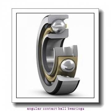 Toyana 7207 A-UD angular contact ball bearings