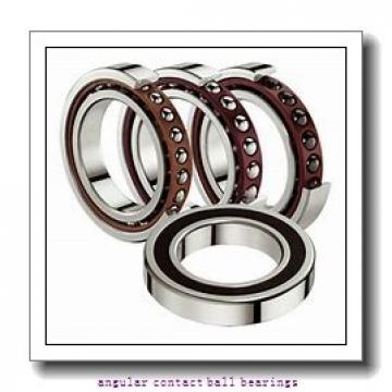 60 mm x 110 mm x 22 mm  NACHI 7212CDT angular contact ball bearings