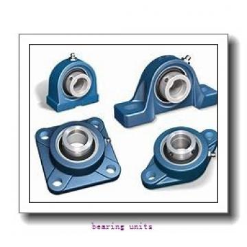40 mm x 16 mm x 35 mm  NKE PTUEY40 bearing units