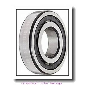 500 mm x 670 mm x 100 mm  NKE NCF29/500-V cylindrical roller bearings