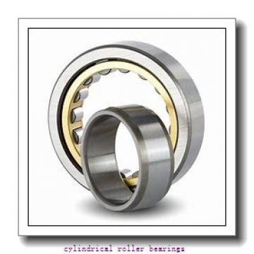 90 mm x 190 mm x 64 mm  NKE NU2318-E-M6 cylindrical roller bearings