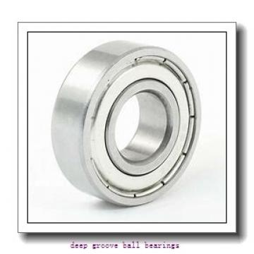 105 mm x 190 mm x 36 mm  NSK BL 221 ZZ deep groove ball bearings
