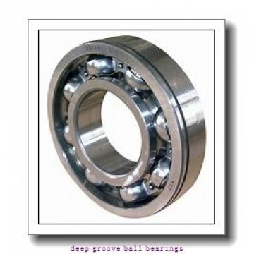 55 mm x 72 mm x 9 mm  SKF 61811-2RZ deep groove ball bearings