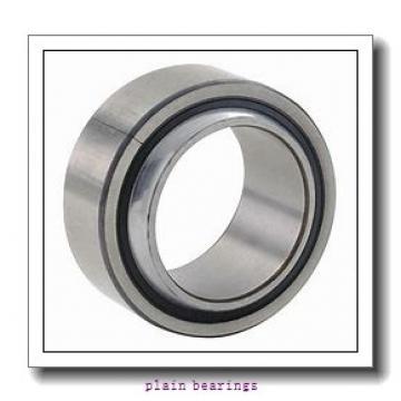 55 mm x 60 mm x 30 mm  SKF PCM 556030 E plain bearings