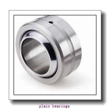 400 mm x 540 mm x 190 mm  SKF GEC400TXA-2RS plain bearings