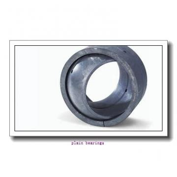17 mm x 30 mm x 14 mm  ISO GE17DO plain bearings