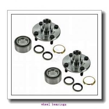 SKF VKBA 3598 wheel bearings