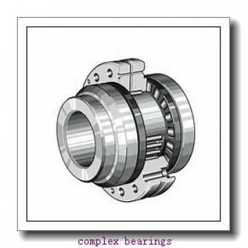 60 mm x 72 mm x 40 mm  ISO NKX 60 Z complex bearings