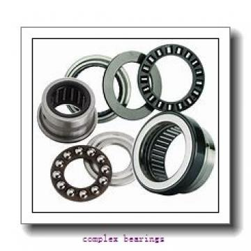 35 mm x 47 mm x 30 mm  ISO NKXR 35 complex bearings