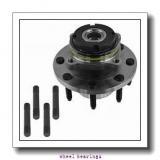 Toyana CRF-33112 A wheel bearings