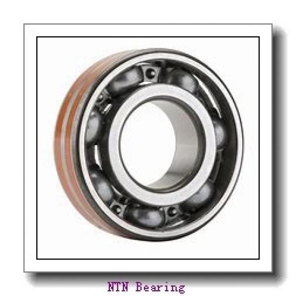 40 mm x 80 mm x 18 mm  NTN 6208  Flange Block Bearings #1 image