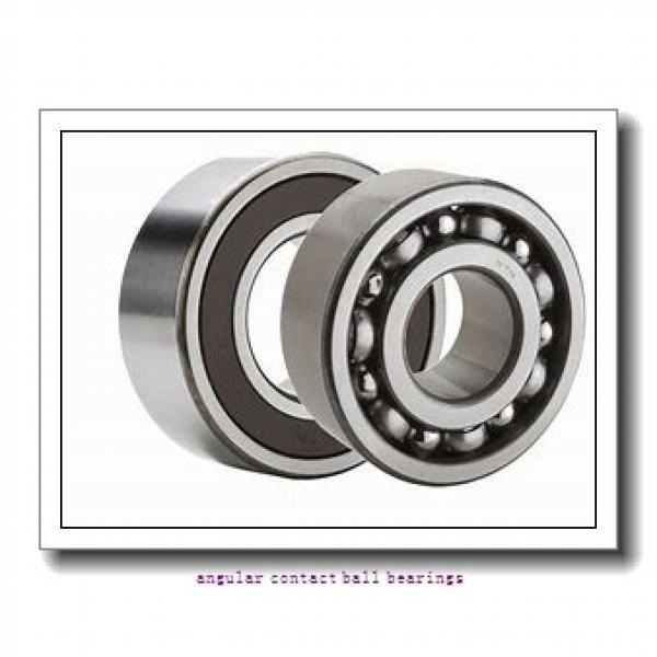 15 mm x 35 mm x 11 mm  SKF 7202 BEP angular contact ball bearings #2 image