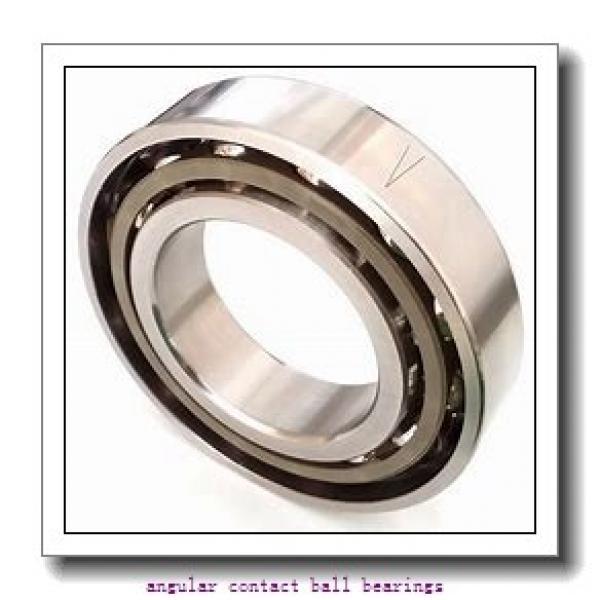 95 mm x 200 mm x 45 mm  SKF 7319BEP angular contact ball bearings #2 image
