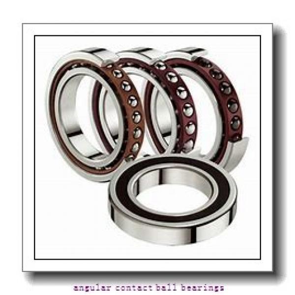 35 mm x 68 mm x 37 mm  SNR GB12132 angular contact ball bearings #2 image