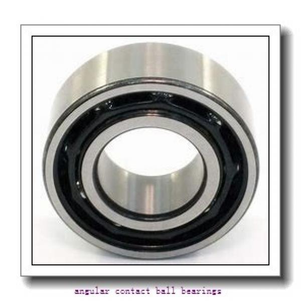 190 mm x 340 mm x 55 mm  NTN 7238CP5 angular contact ball bearings #2 image
