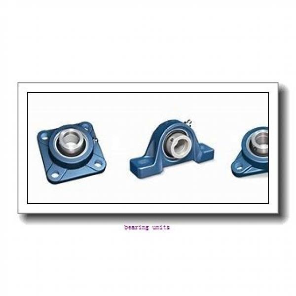 SNR UCPLE201 bearing units #1 image
