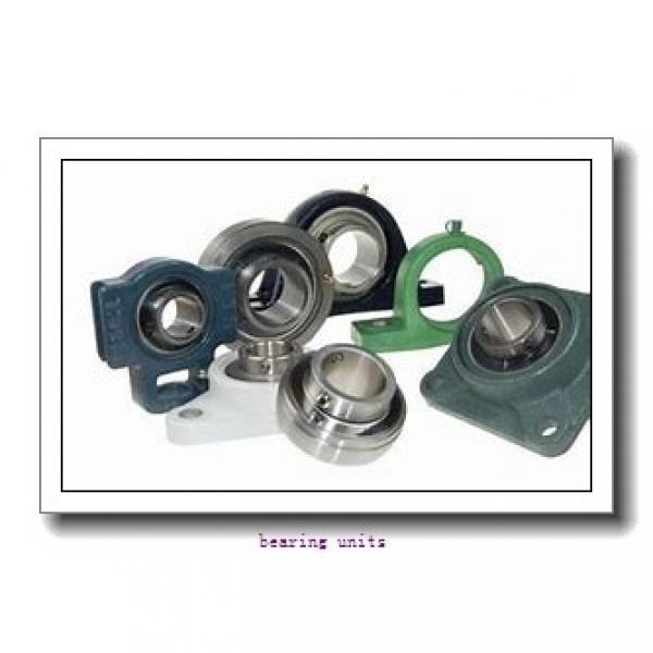 NACHI UCTU211+WU800 bearing units #1 image
