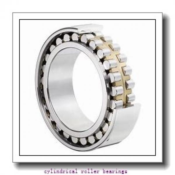 35 mm x 72 mm x 23 mm  NKE NUP2207-E-TVP3 cylindrical roller bearings #1 image