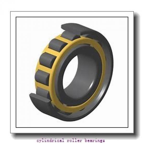 50 mm x 90 mm x 20 mm  NKE NJ210-E-M6+HJ210-E cylindrical roller bearings #1 image