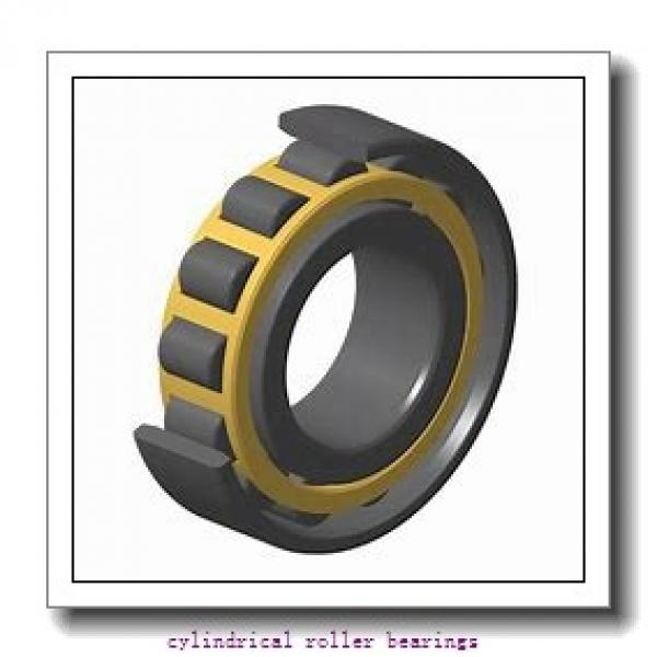 80 mm x 170 mm x 39 mm  ISB N 316 cylindrical roller bearings #1 image