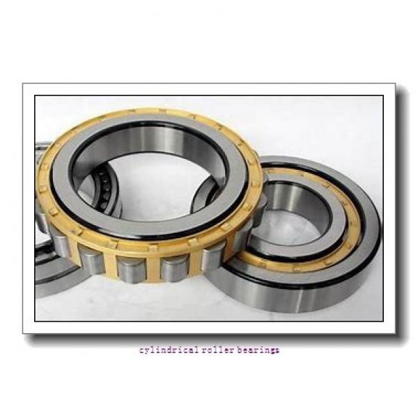80 mm x 170 mm x 39 mm  ISB N 316 cylindrical roller bearings #2 image
