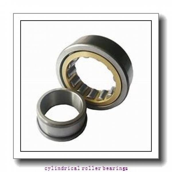 260 mm x 540 mm x 102 mm  NKE NU352-E-M6 cylindrical roller bearings #3 image