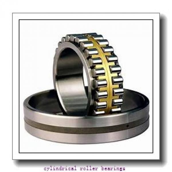 260 mm x 540 mm x 102 mm  NKE NU352-E-M6 cylindrical roller bearings #1 image